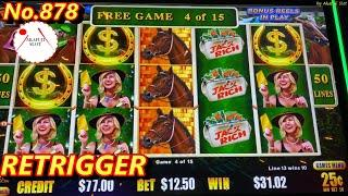 You should know! I will show you the fear of slot machines赤富士スロット