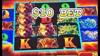 $10 Bet: Celestial Moon Riches Slot