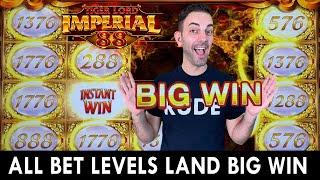 ALL BET Levels = BIG WIN on Tiger Lord at Live! Casino Maryland