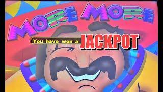 JACKPOT HANDPAY: MORE MORE CHILLI!