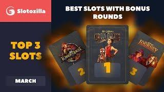 Best Quest Slots With Bonus Rounds. Top 3 Slots of March 2019 (Latest Research)
