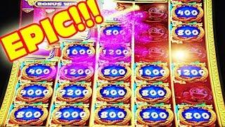 SECURITY COULDN'T EVEN STOP THIS EPIC SLOT VIDEO • HUGE WIN
