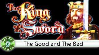 The King and the Sword slot machine, Encore Bonus