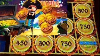 OVER 100X BIG WIN AUTUMN MOON FIRST EVER BONUS PIRATE COIN!!