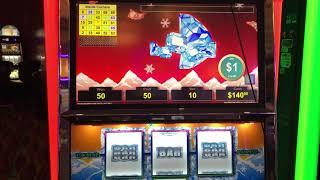 VGT Slots $10 Max Polar High Roller The Way It Goes Choctaw Gambling Casino, Durant. OK.