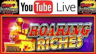 Roaring Riches PLUS Huge MIX of BONUS Casino WINS New & Old Slots SIZZLING SLOT JACKPOTS Videos