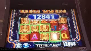 •KING MIDAS SlOT • NICE WIN Line Hit Max Bet - WMS