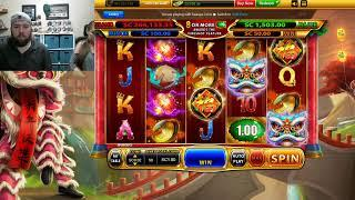 Live LATE NIGHT Slots on Chumba Casino!!