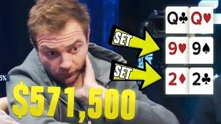 SET OVER SET For $571,500 (This Will Make You Cry)