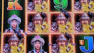 DRAGON LINK Genghis Khan Change It Up @ Ameristar Blackhawk Casino