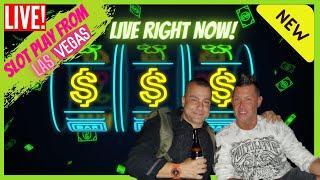 LIVE! Circa Las Vegas Slot Play