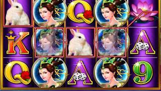 EXOTIC MOON Video Slot Casino Game with an EXOTIC MOON FREE SPIN BONUS