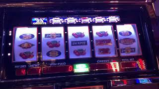 Double Top Dollar $50/Spin - 5 Reel Double Jackpot $25/Spin
