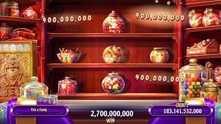 "WILLY WONKA Video Slot Casino Game with a ""BIG WIN"" PICK BONUS"