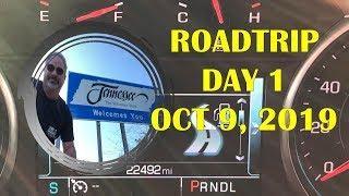 Roadtrip to Las Vegas Day 1 Oct 9, 2019