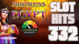 Slot Hits 332: Mistress of Egypt - PlayOLG