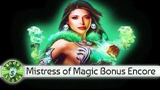 Mistress of Magic Jade slot machine, Encore Bonus