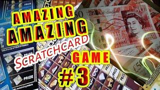 •️BIG Winner•️includes•£4 Million Big Daddy•Scratchcard SPECIAL classic game•