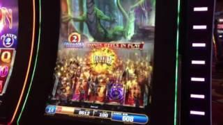 Dragon Spin Slot Machine Locking Wilds Free Spin Bonus New York Casino Las Vegas