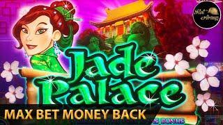 ️JADE PALACE EPIC COMEBACK️LAST BONUS PAID HUGE TRIPLE MY MONEY | MAX BET LIVE PLAY SLOT MACHINE
