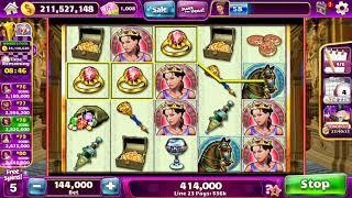 PALACE OF RICHES III Video Slot Casino Game with a FREE SPIN AND SUPER RESPIN BONUS