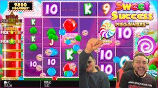 SLOT ONLINE - Scopriamo la SWEET SUCCESS MEGAWAYS