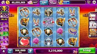 HEARTS OF VENICE Video Slot Casino Game with a FREE SPIN AND SUPER RESPIN BONUS