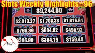 Slots Weekly Highlights#96 for You who are busySlot Win Video Hanpay Jackpot 赤富士スロット