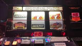Double Top Dollar $50/Spin - Double Jackpot Quick Hit Progressive