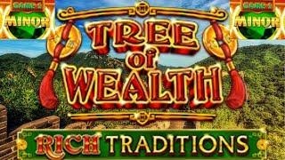 TREE OF WEALTH RICH TRADITIONS Slot free spins | vlogmas 2019 day 1