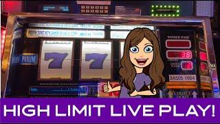 $15/20 Bets * DOUBLE GOLD BAR * TRIPLE DOUBLE GOLD DOUBLOON + MORE, High Limit Live Play!