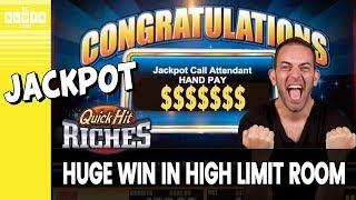 • HUGE Jackpot Win! • Sweet High Limit @ Las Vegas • BCSlots (S. 19 • Ep. 5)
