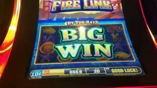 Max Bet Ball Bonuses.  Ultimate Fire Link