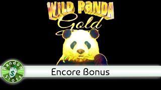 Wild Panda Gold slot machine, Encore Bonus