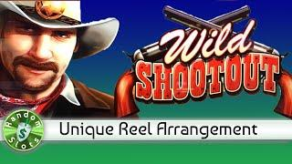Wild Shootout slot machine bonus