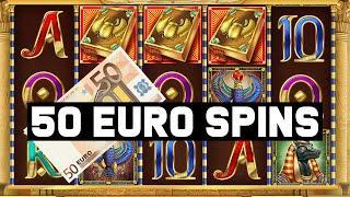 Book of Dead - 50€ Spins - Schnelle Freispiele!