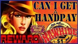 Can I get a Handpay with Konami? Playing High limit Slot Machines!