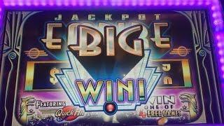 Jackpot Empire - Bally Technologies - Max Bet Bonus - Rising X Feature