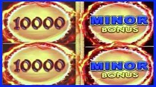 HUGE BALLS on DRAGON LINK  Must WATCH  EZ Life Slot Jackpots