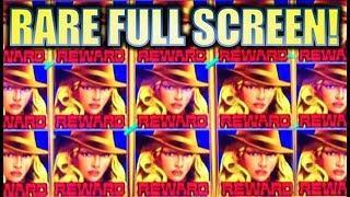 •FLASHBACK FRIDAY!• SUPER RARE RAWHIDE FULL SCREEN & MORE BIG WINS! Slot Machine Bonus
