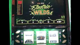 """VGT Slots """" Lucky Ducky Electric Wilds""""  Red Spin Wins - Choctaw Casino, Durant, OK"""