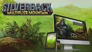 Silverback Multiplier Mountain Online Slot Promo
