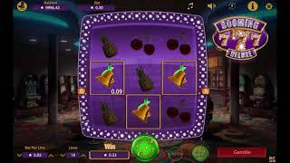 Booming Seven Deluxe slot from Booming Games - Gameplay