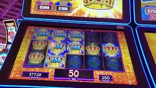 1st time playing Lotteria at the Wynn Las Vegas with Mary