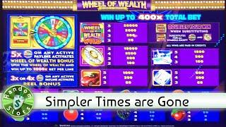 Wheel of Wealth slot machine, Encore Bonus