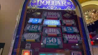 Blazing 7's - Double Top Dollar $100/Spin - High Limit Slot Play