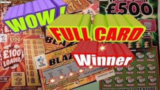 •FULL Scratchcard game•& LIKES•.for NEW Cards'TRIPLE JACKPOT•&•BIG DADDY for Sunday night game)
