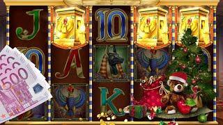 Legacy of Dead - 10€ Spins - Freispiele im Weihnachtssack!