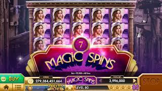 SECRETS OF VENICE Video Slot Casino Game with a FREE SPIN BONUS
