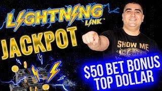 HANDPAY JACKPOT & Bonuses On High Limit Slots | Live High Limit Slot Play At Casino